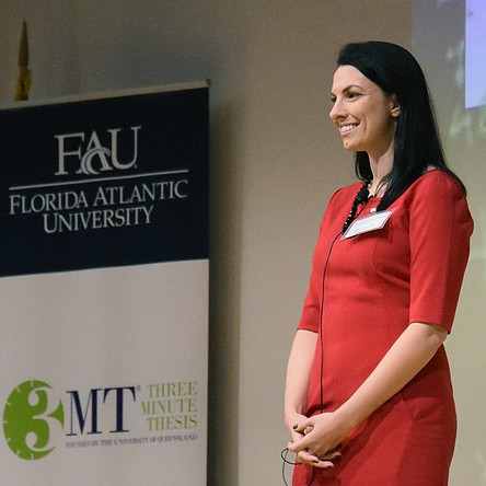 3-Minute Thesis Finals